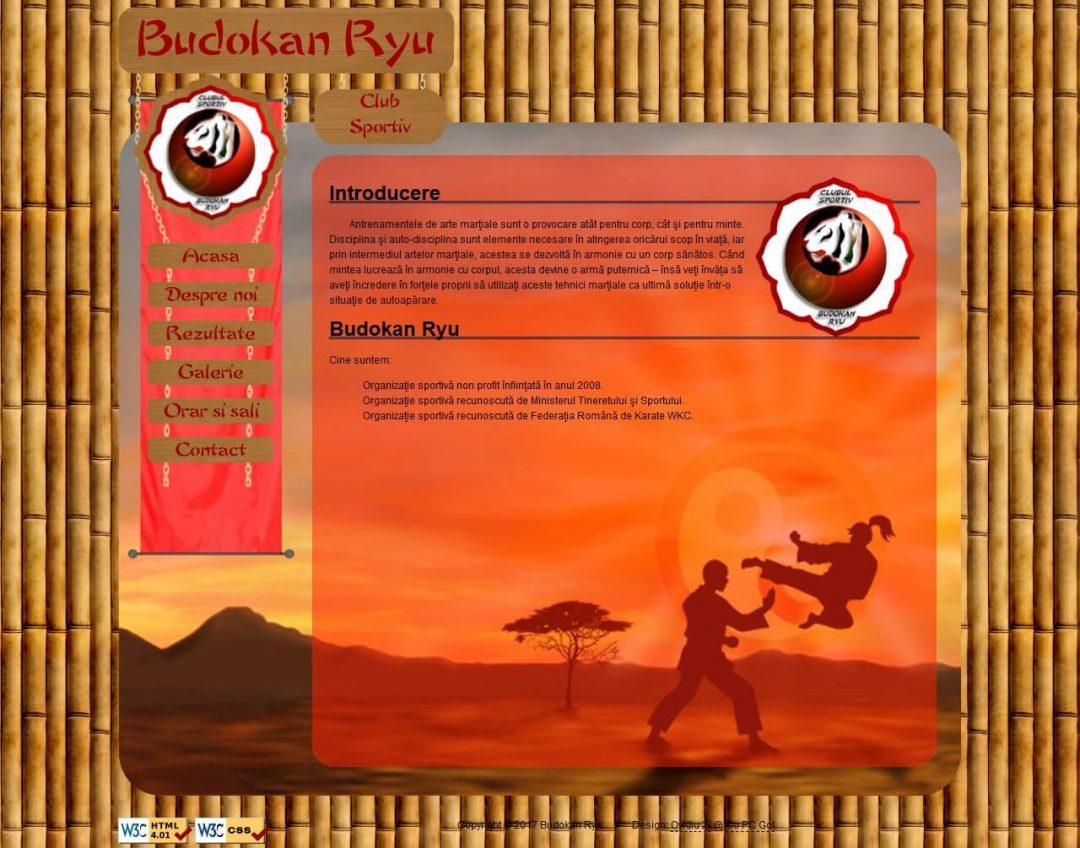Budokan Ryu v.2