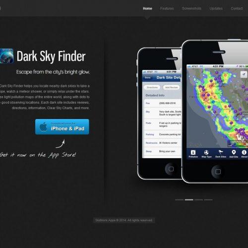 Dark Sky Finder