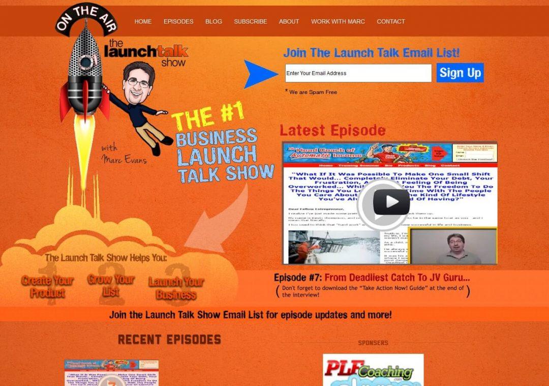 Launch Talk Show